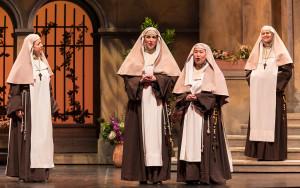 Opera Santa Barbara - Suor Angelica 4/20/16 Granada Theatre. Photo by David Bazemore.